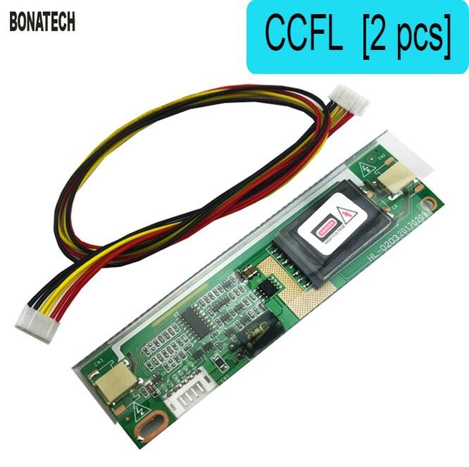 Универсальный 2 лампы модуль высокого давления 2 лампы маленький порт инвертор с кабелем 15-24 дюймов SF-02S2016