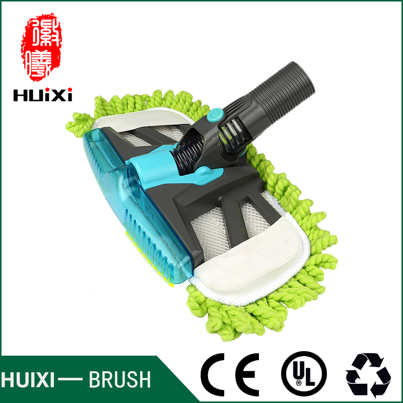 32mm Universal flexible vacuum cleaner fiber cloth floor brush with high efficiency of vacuum accessories for RO1217 RO1132 etc short uv lamp of wp601 accessories of vacuum cleaner
