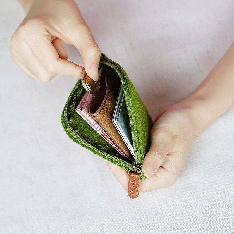 70 pçslote Coin Bag Unsex bolsa de