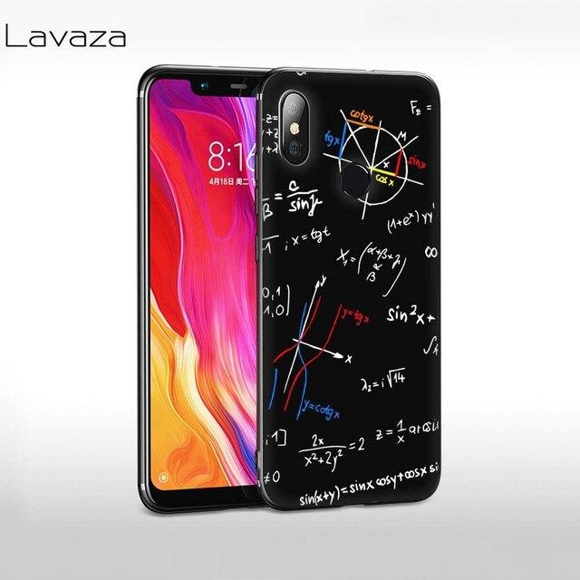 Lavaza matematyka matematyczna formuła miękka TPU krzemu skrzynki pokrywa dla Huawei Mate 10 20 P8 P9 P10 P20 P30 Lite Pro P Smart 2019