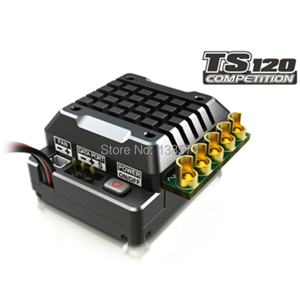 SKYRC TORO TS120 Upgrade Version RC Sensored Brushless Motor 120A ESC Speed Controller цены онлайн