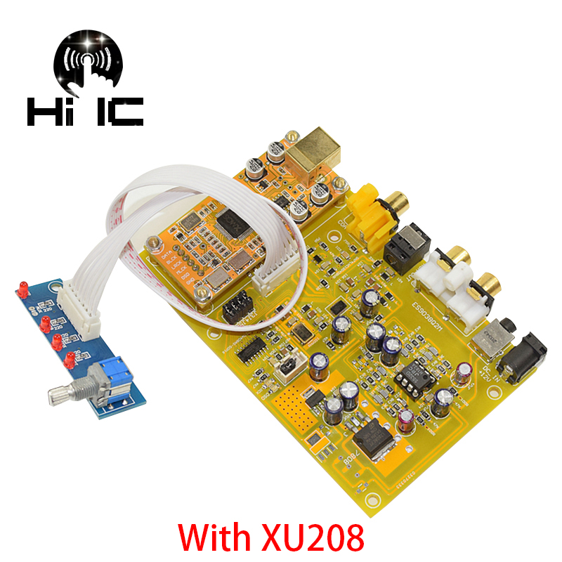 Es9038 Q2m I2s Dsd Optical Coaxial Input Decoder Usb Dac Headphone Output Hifi Audio Amplifier Board Module Selling Well All Over The World Audio & Video Replacement Parts Back To Search Resultsconsumer Electronics