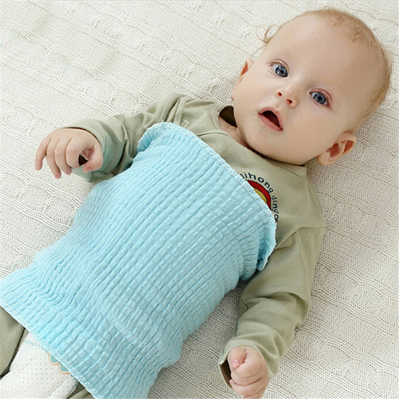 Baby Abdomen Belly Cover Apron Keep Warm Wrap Cotton Blend Umbilical Cord for Toddler Boys Girls M