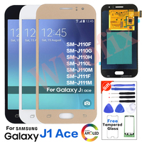Original For Samsung J1 Ace J110 J110F Display lcd Screen replacement for SAMSUNG J110G J110M J111 J111F lcd display module