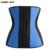 HEXIN Látex 9 Aço Óssea Underbust Corset Cintura Shaper Shapewear Cintura Cincher New Design Treinador para As Mulheres fajas Shaper Do Corpo