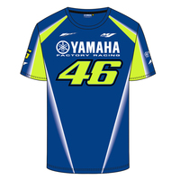 Valentino Rossi VR46 46 Motocross Jerseys Bike Cycling Racing Motorcycle Bicycle Motor QUICK DRY Short Sleeve