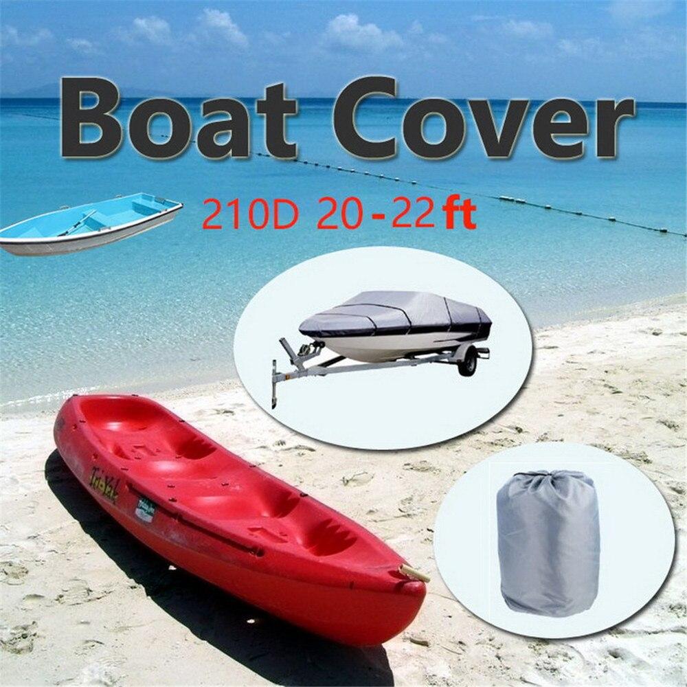 Couverture de bateau de vente chaude couverture de bateau de hors-bord couverture de bateau - 4
