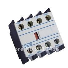 Вспомогательный контактор блок F4-40, 4NO