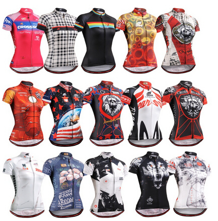 Hot-Sale-Life-On-Track Women Summer cycling jerseys wholesale high quality Womens Cycling Short Sleeve Jersey tops 176 top quality hot cycling jerseys red lotus summer cycling jersey 2017s anti uv female adequate quality sleeve cycling clothin