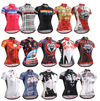 Hot Sale Life On Track Women Summer cycling jerseys wholesale high quality Womens Cycling Short Sleeve Jersey tops
