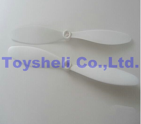 <font><b>WL</b></font> <font><b>v303</b></font> Helicopter parts main blades Propeller WLtoys <font><b>V303</b></font> RC Quadcopter Spare Parts 2pcs image