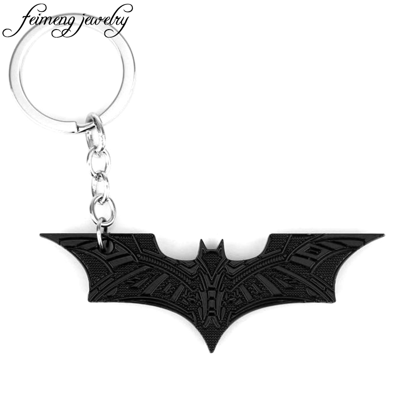 Schmucksets & Mehr Aufrichtig Dc Super Hero Batman Schlüssel Kette 5 Arten Bat Anhänger Schlüsselring Die Avenger Set Keychain Mode Zubehör Für Fans Geschenke