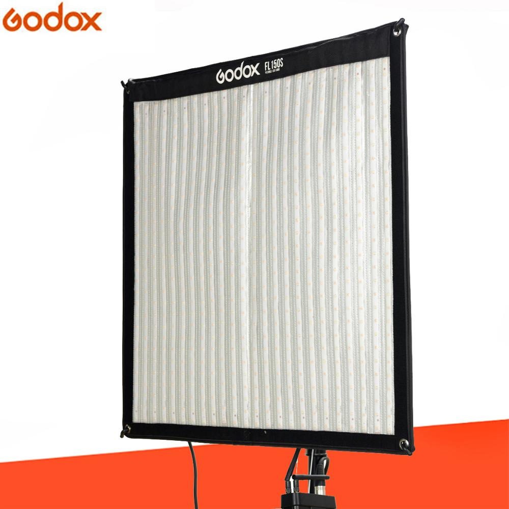 Godoxs new FL150S flexible portable LED lights are suitable for portrait, video, product, outdoor, studio shooting.Godoxs new FL150S flexible portable LED lights are suitable for portrait, video, product, outdoor, studio shooting.