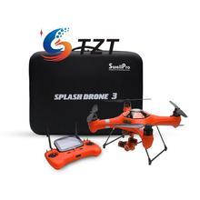 RTF Quadcopter Drone Splash 3 Tahan Air dengan 4 K Kamera Gimbal dan Monitor