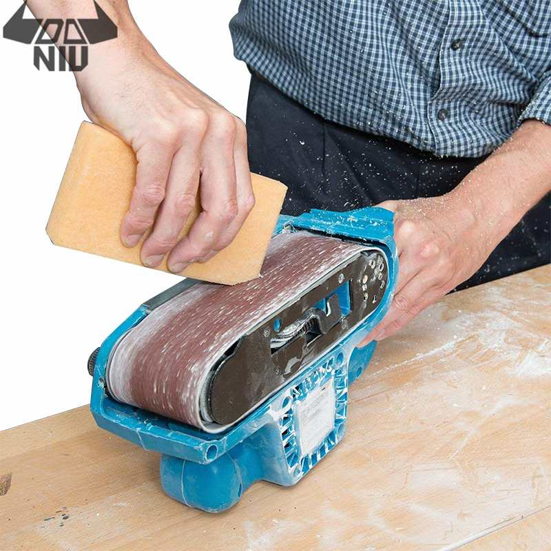 DANIU New 200mm Abrasive Cleaning Stick Sanding Belt Band Drum Cleaner Sandpaper Cleaning Eraser For Belt Disc Sander Tool