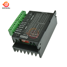 42/57/86 TB6600 wood router machine stepper motor driver 32 segments upgraded version 4.0A 42VDC