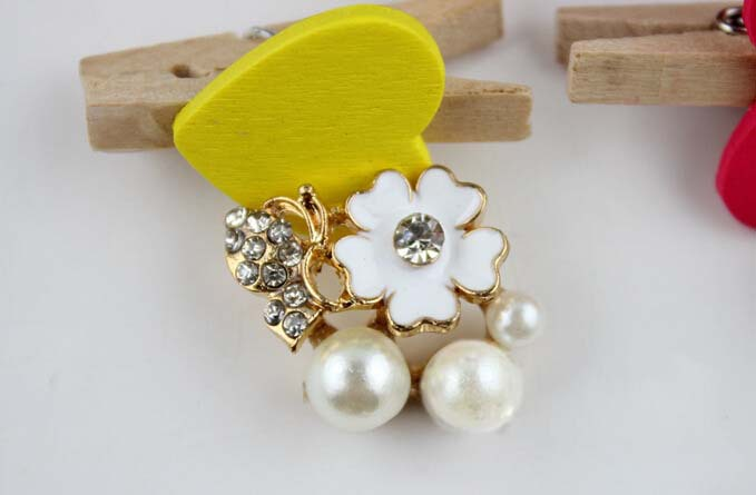 wholesale Newest Rhinestone Pearl Buttons For Flower Center Bling Buttons  Decoration For Wedding 20pcs lot Freeshipping-in Hair Accessories from  Mother ... 5e141782f1fa