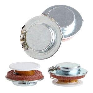 Image 1 - 2Pcs 27mm Speaker Vibration Resonance 3W 4 Ohm High Fidelity Audio Stereo