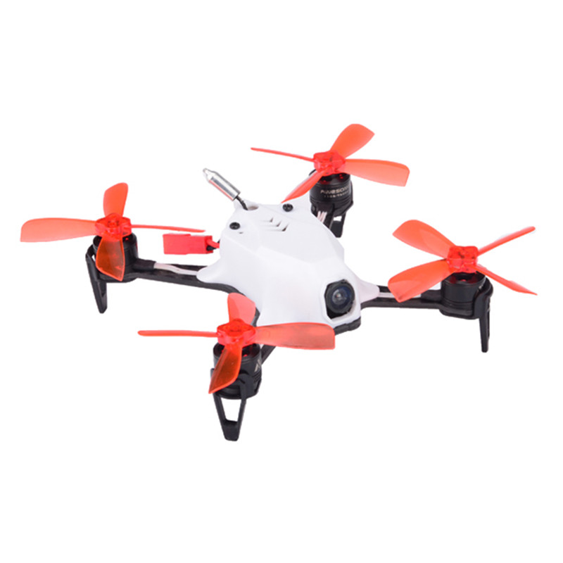 2017 New AWESOME MINI BOBI X115 115MM FPV Racing Drone RC Quadcopter ARF Omni bus F3 OSD 5.8G 25mW Blheli_S 600TVL Camera Racer