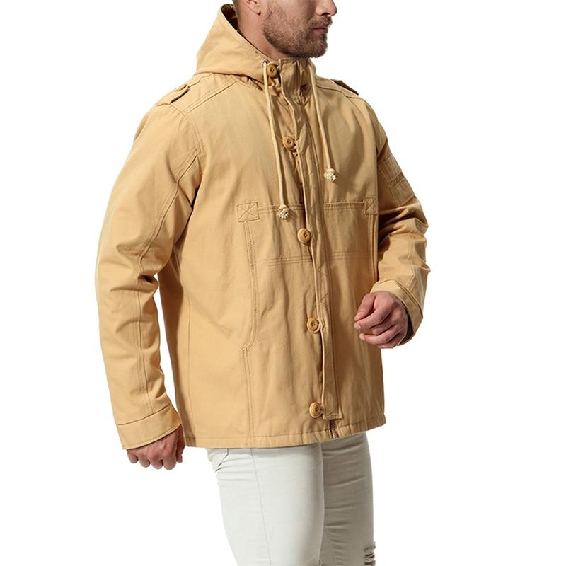 61a3ec2b2fe HCXY-Hommes-Hiver-Coton-Veste-Manteau-Casual-Cargo-Hommes-Capuche-Vestes -Grande-Taille-Streetwear-M-le.jpg
