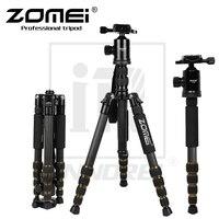 Zomei Z669C Carbon Statief Professionele Slr Camera Draagbare Reizen Stand Monopod Ball Head Voor Canon Nikon Sony