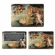 The Birth of Venus Laptop Skin Sticker for Apple Macbook Decal Pro Air Retina 11 12 13 15 inch Mac Book Full Cover Notebook Skin