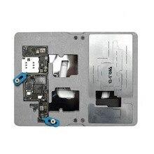 G-LON SS-601K для iPhone X/XS/XSMAX материнская плата BGA Reballing приспособление двухсторонний Магнитный фиксированный оловянный набор средний слой держатель