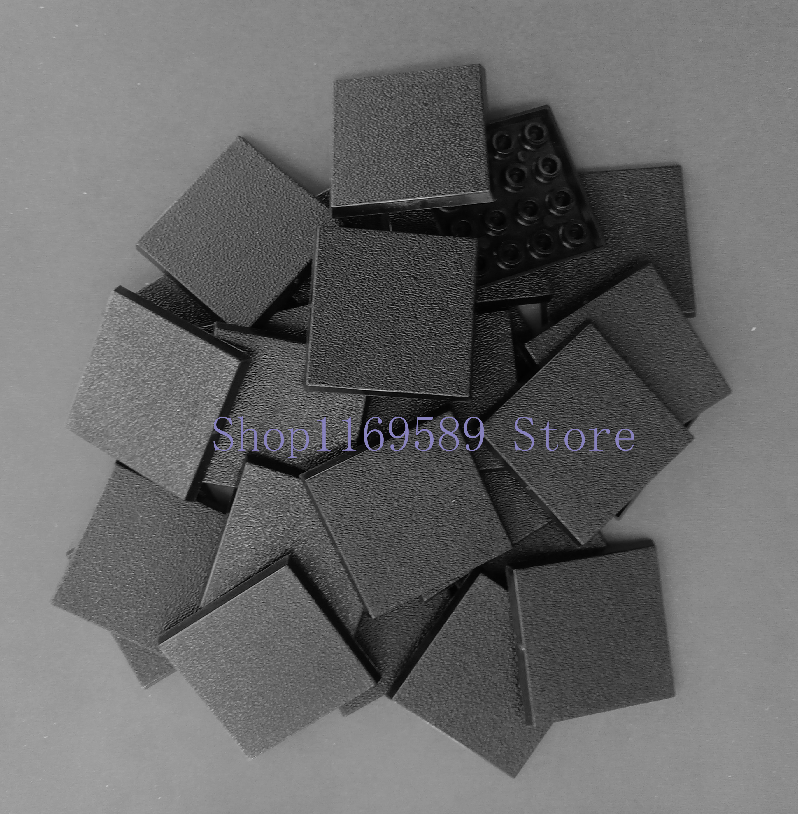 Lot Of 20PCS 40mm Square Bases For Miniature Wargames Table Games Model Accessories    - AliExpress