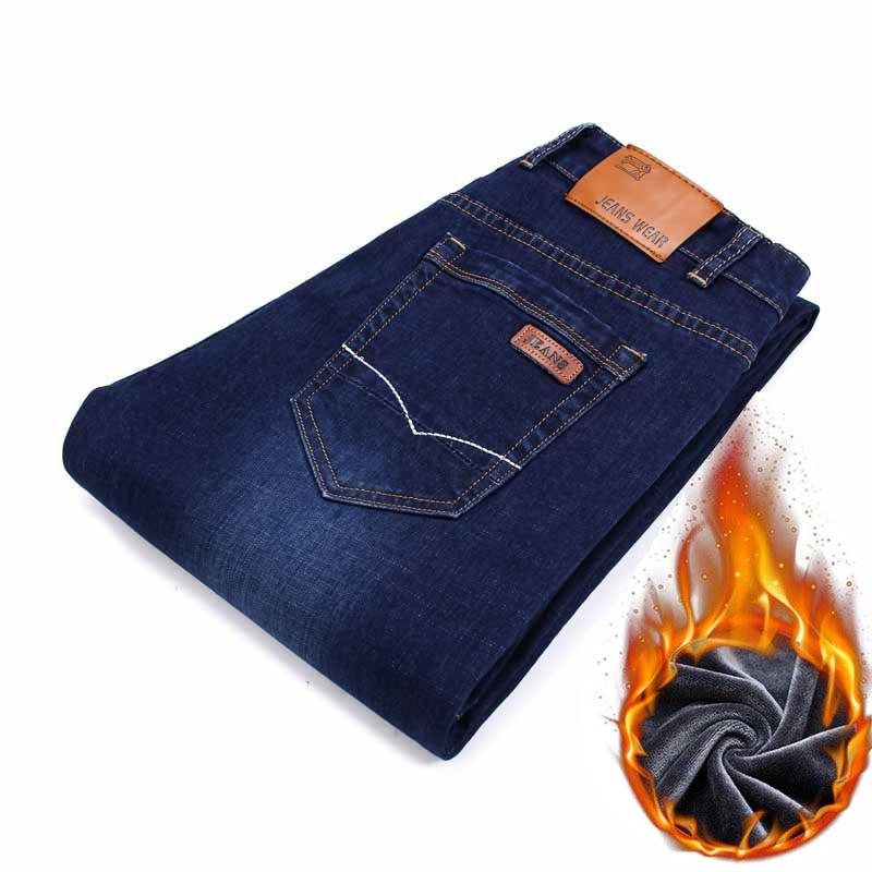 bf2079cbef6 Купить мужские классические джинсы для женщин бренд большой размеры ...