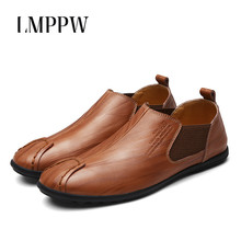 British Slip on Men Loafers Genuine Leather Men Shoes Luxury Brand Soft Boat Driving Shoes Comfortable Men Flats Moccasins 2A christia bella men s leisure leather flats shoes brand designer metal toe slip on boat shoes zebra pattern charm men party shoes