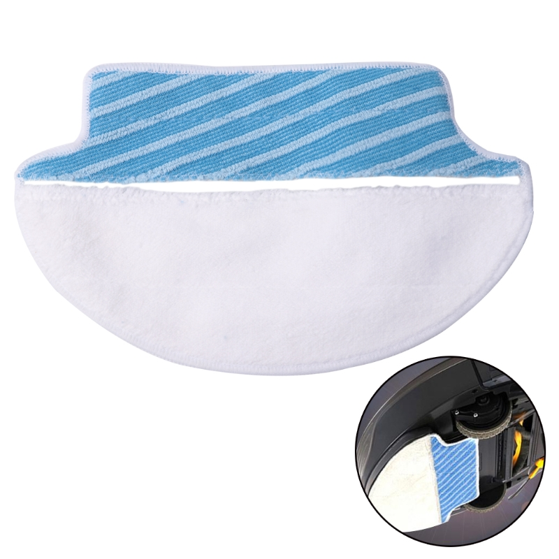 Washable Mopping Cloths For Ecovacs Deebot DT85 DT83 DM81 DM85 DM86 Cleaner Robot цена и фото