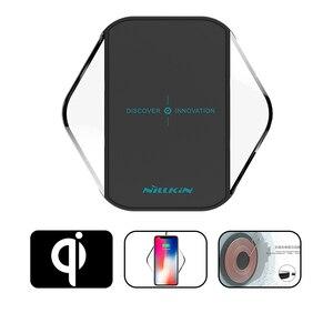 Image 2 - NILLKIN Ma Thuật Charger Sạc không dây qi sạc Cho samsung s9 s8 s8 cộng với lưu ý 8 cho iphone xs/xs MAX /X 8 8 Cộng Với qi không dây sạc