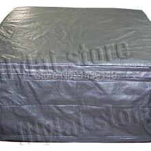Банная сумка для сохранения тепла зимой, размер 2350x2350x900, может настроить любую форму и размер