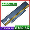 Bateria para lenovo thinkpad x121e x130e e120 30434nc 30434sc borda E120 E125 E130 E135 E320 E330 FRU 42T4961 42T4947 ASM 42T4958