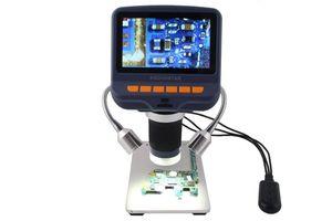 Image 2 - Andonstar USB Microscopio Digitale con schermo per il telefono di riparazione strumento di saldatura bga smt gioielli valutazione uso biologico regalo dei capretti