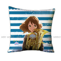 Sound Euphonium Square Pillowcase Soft Polyester Kumiko Oumae Pillow Cover New Arrival