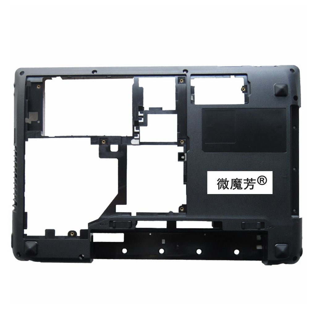 NEW Laptop Bottom Base Case Cover for Lenovo for IdeaPad Y470 Y470P Y471A Y470N D shell new laptop bottom case for lenovo y570 y575 laptop bottom base case cover with tv black ap0hb000800 d shell