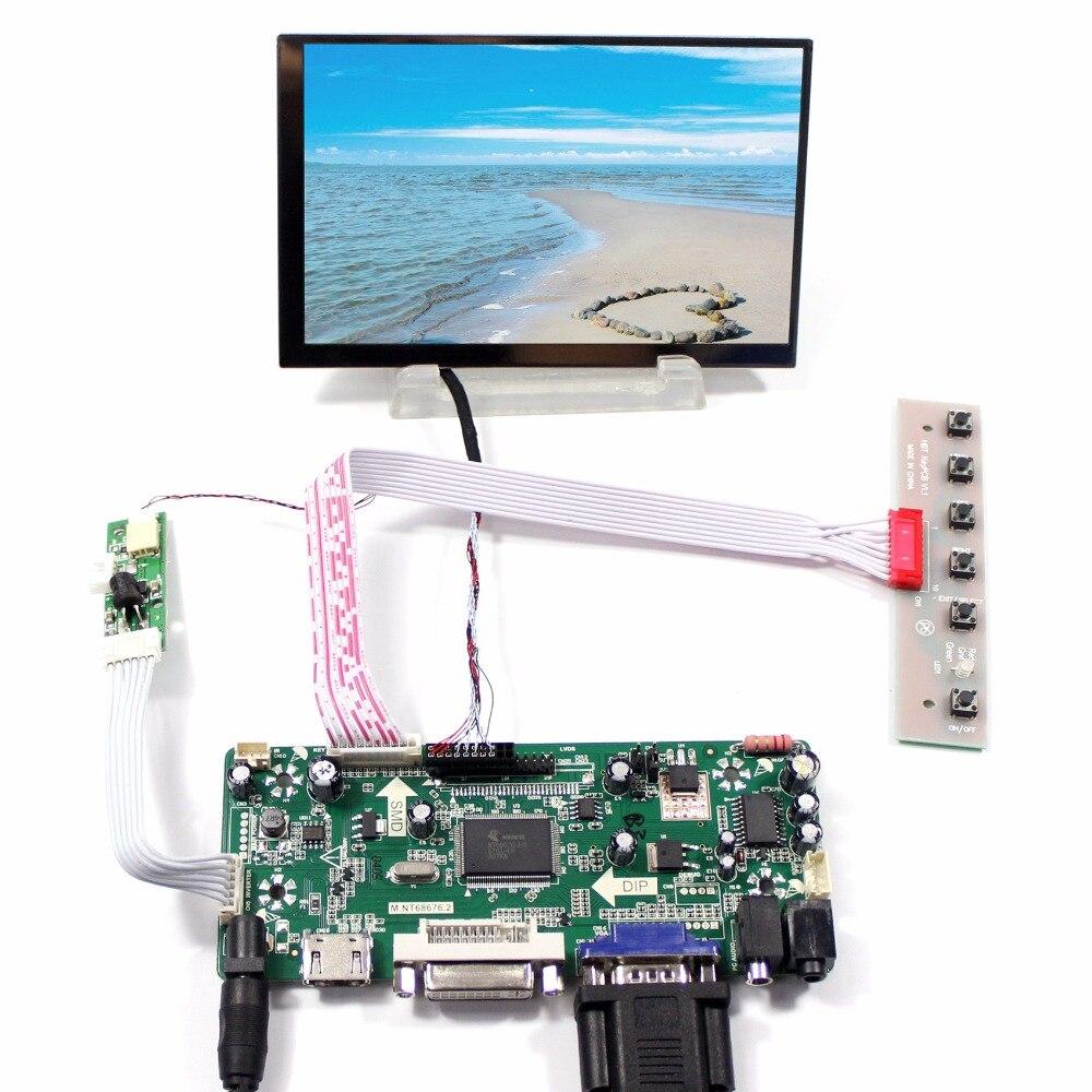 """HDMI VGA DVI panel sterowników LCD + 5.6 """"1024x600 LTD056ET3A ekran LCD w Części zamienne i akcesoria od Elektronika użytkowa na AliExpress - 11.11_Double 11Singles' Day 1"""