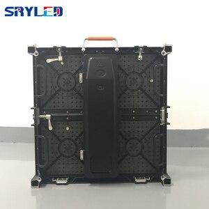 Image 2 - Dellinterno di colore completo antipolvere display P3.91 P4 P4.81 P5 P6 ultra sottile schermo A LED display, noleggio indoor LED grande schermo