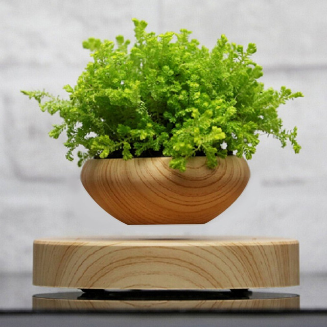 Air Floating Pot for Home Office Decoration