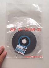 New Date Original ACF AC-2056R-35 PCB Repair TAPE 1.5/2.0MM*10M/25M/50M ACF original acf ac 11100z 18 pcb repair tape 1 2mm 200m latest date for pulse hot press flex cable machine
