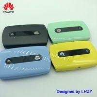 Used Unlocked Huawei E5251 42Mbps 3G HSPA+ UMTS Wireless Router Pocket WiFi Mobile Hotspot PK E5332 E5220