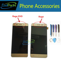 1PC Lot For Highscreen Power Rage For Blu Energy X2 E050U LCD Display Touch Screen Digitizer