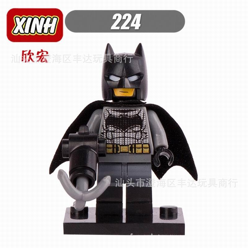 Пого подарки оптовые 50 шт./пакет Бэтмен Мстители Marvel Super Heroes строительные блоки ...