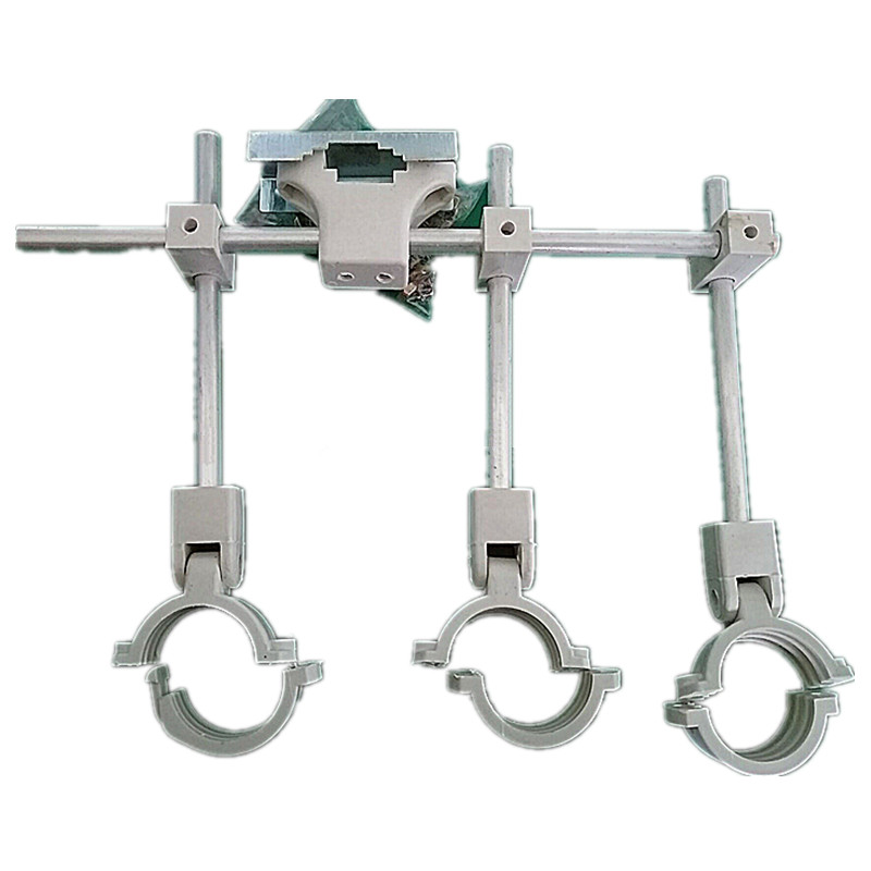 hold up to 4 ku band LNBs,More material Multi Feed LNB Bracket