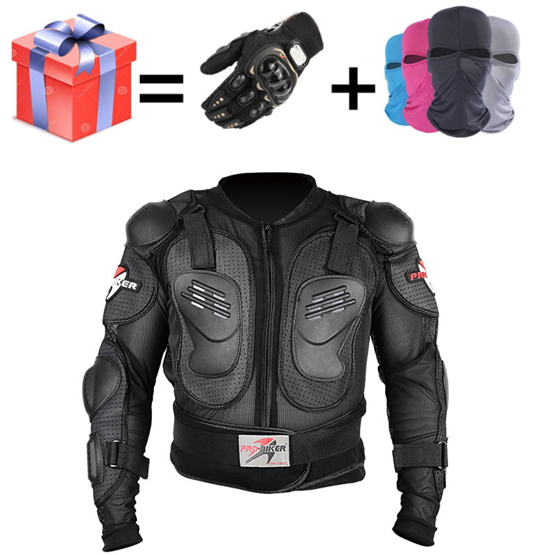 Motorcycle Jacket Men Full Body Motorcycle Armor Motocross Racing Protective Gear Motorcycle Protection Size S-XXXL Biker Jacket недорго, оригинальная цена