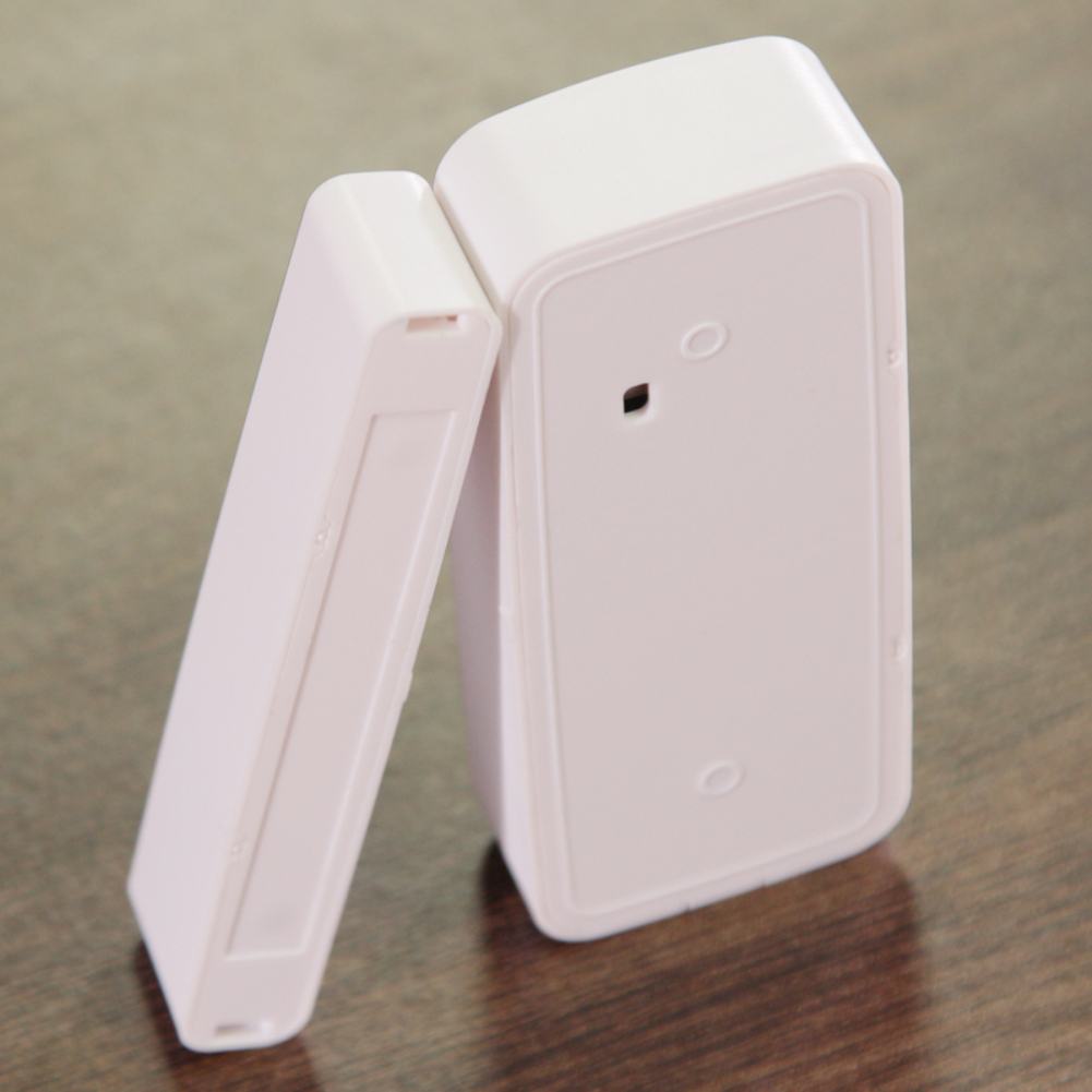 HTB1pP6pavvsK1Rjy0Fiq6zwtXXaC - Magnetic Sensor Wireless Door Window Alarm System For Home Security Wifi Door Open Switch Detector with Alexa Echo Google Home