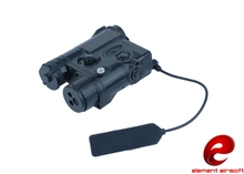 Cheap price Element AN/PEQ-16A BLACK LED Iight / Red Laser / Blue LED light / IR  INTEGRATED POINTER/ILLUMINATOR MODULE(IPIM) LASER DEVICE
