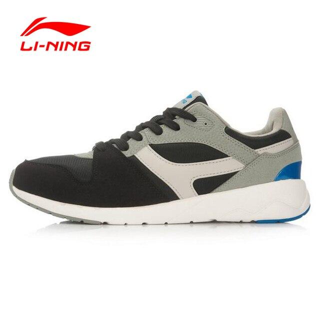 Li-Ning Men's Running Shoes Vintage Classic Man LiNing Sports Sneakers ARCL017 XYP462