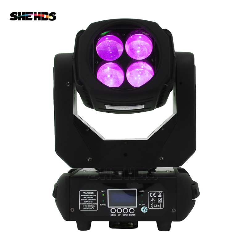 2pcs/lot Latest LED Super Beam 4x25W Professional Stage Lighting Perfect Lighting Effect Good For Stage DJ And Home Party2pcs/lot Latest LED Super Beam 4x25W Professional Stage Lighting Perfect Lighting Effect Good For Stage DJ And Home Party